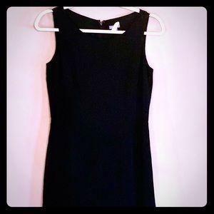 Black Ann Taylor Dress, 2